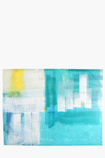 Abstract Wash 90x120cm Wall Art