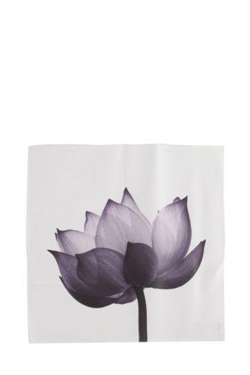 Flower 40x40cm Wall Art