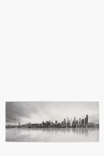 Cityscape 170x70cm Wall Canvas