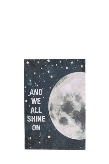 Shine On The Moon 40x60cm Wall Art