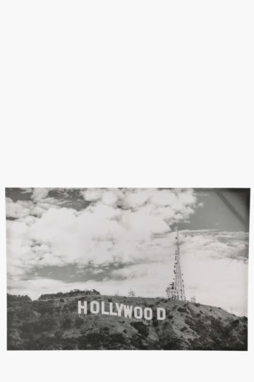 Hollywood 90x60cm Wall Canvas