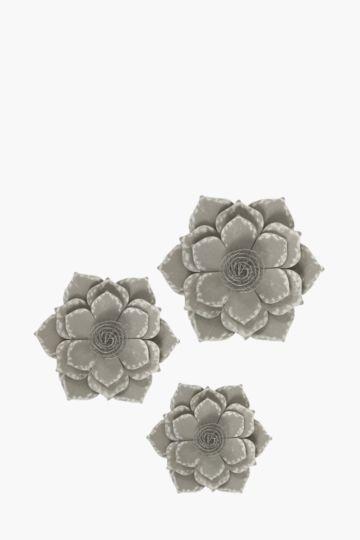 3 Dimensional Flower Wall Art