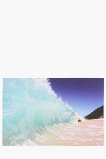 Beach Wave 60x90cm Wall Art