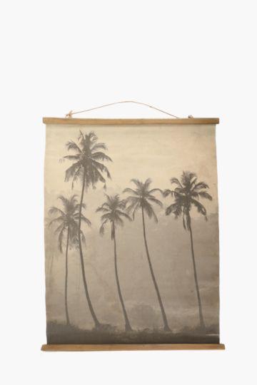 Hanging Hawaii Dimensional Wall Art Large
