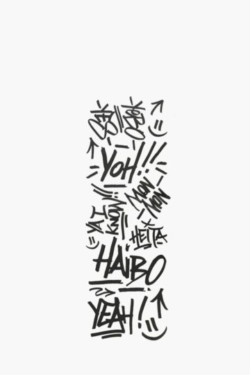 Shaun Oakley Vinyl Wall Art