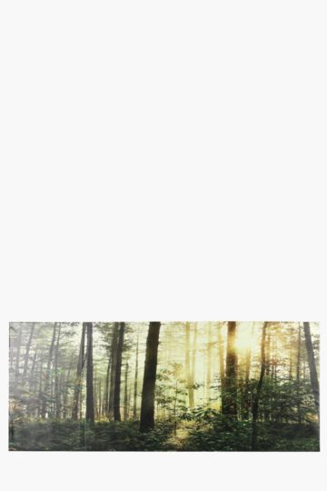 Forest 170x70cm wall canvas