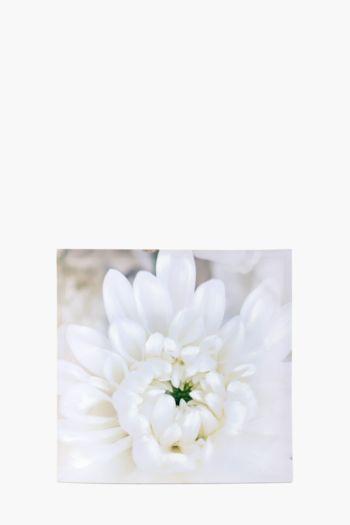Flower 50x50cm Wall Art