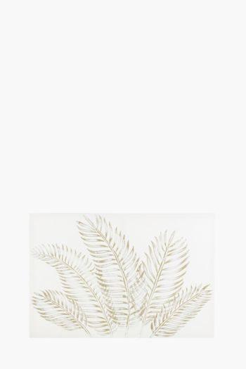Split Leaf 60x90cm Wall Art