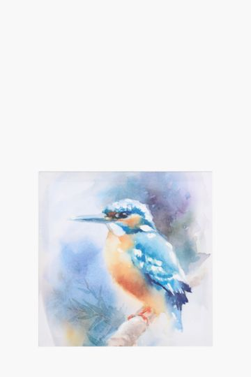 Bird 40x40cm Wall Art
