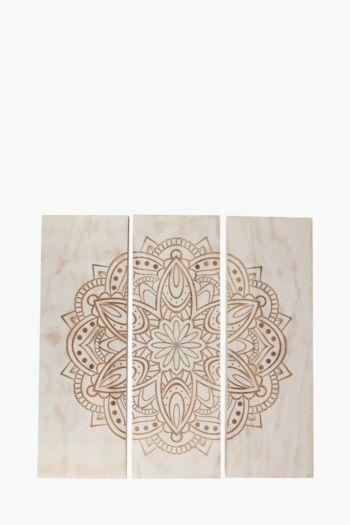 Dimensional Wooden Plaques