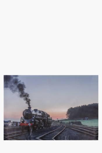 Train 60x90cm Wall Art