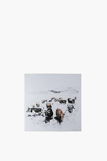 John Lamberti Printed Nguni Wall Art