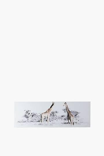 John Lamberti Printed Giraffes Wall Art