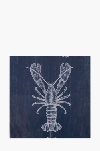 Lobster 40x40cm Wall Art