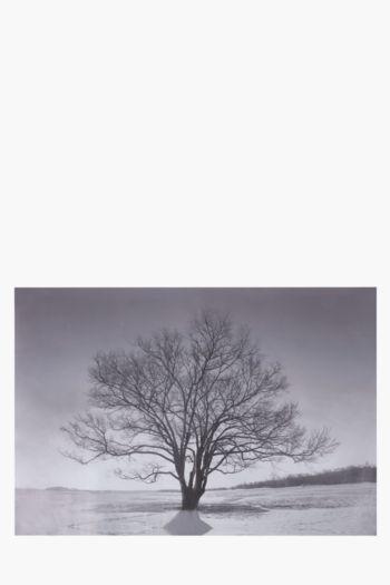 Printed Tree 60x90cm Wall Art