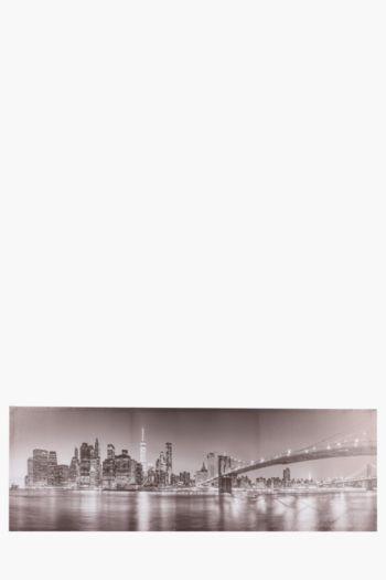 Printed Cityscape 60x90cm Wall Art