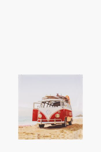 Vw Kombi 40x40cm Wall Art