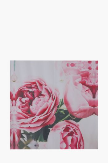 Printed Roses 40x40cm Wall Art