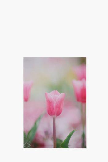 Printed Tulip 40x60cm Wall Art
