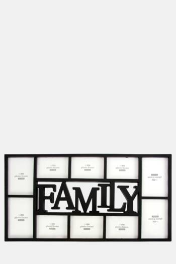 10 Picture Family Photo Frame
