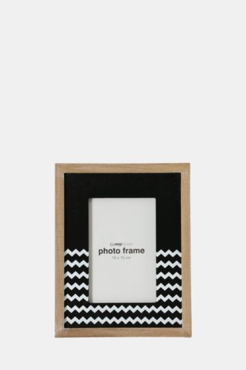 Chevron Frame, 10x15cm