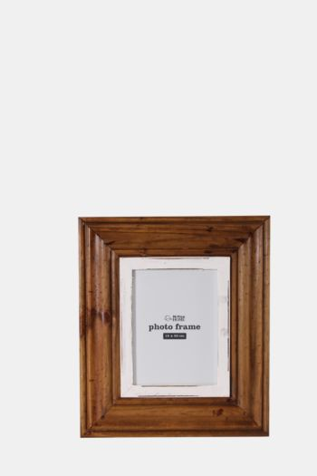 Distressed Wooden Frame, 15x20cm