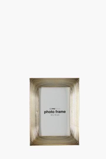 Metallic Ripple Frame, 10x15cm