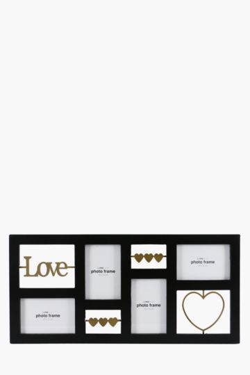Love Heart Multi Frame