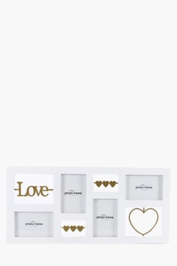 Love Heart Multi Frame