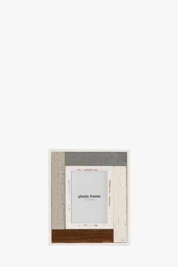 Mocha Slat Frame, 13x18cm