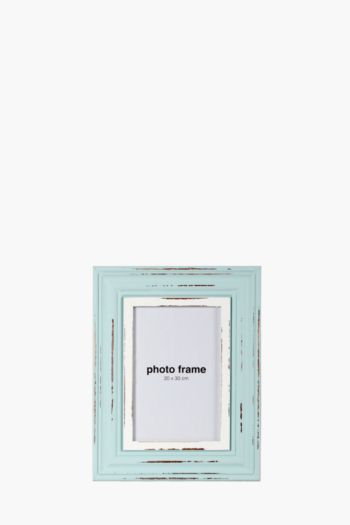 Distressed Photo Frame, 20x30cm