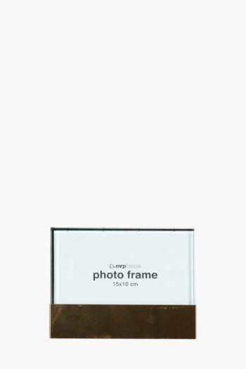 Metallic Frame, 15x10cm