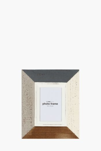 Mocha Slat Frame, 10x15cm