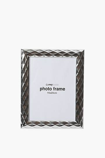 Textured Border Frame, 15x20cm