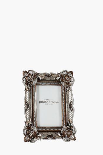Baroque Ceramic Frame, 10x15cm