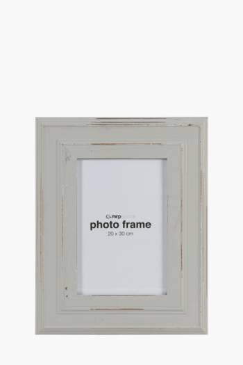 Distressed Photo Frame, 20x30cm