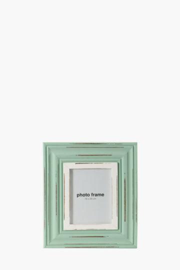 Distressed Photo Frame, 15x20cm