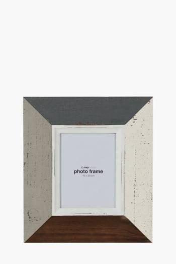 Mocha Slat Frame, 15x20cm
