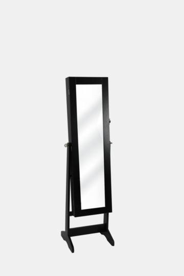 Standing Jewelery Mirror Cupboard