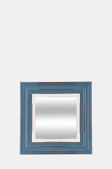 Classic Distressed 40x40cm Mirror