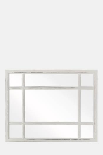 Window Pane 100x130cm Mirror