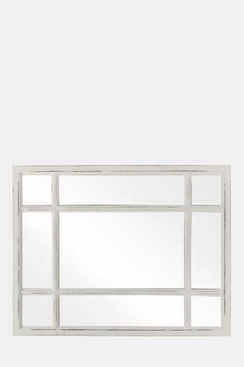 Window Pane 100x130cm Mirror