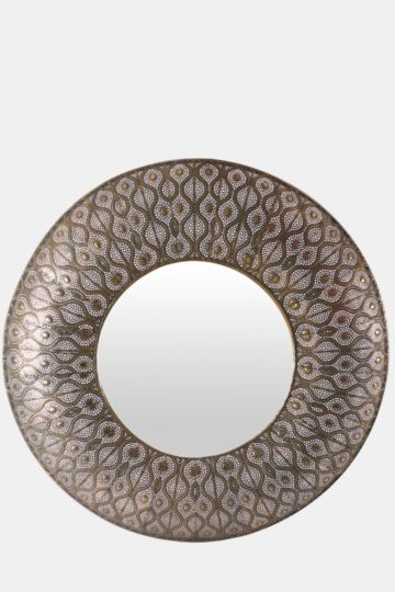 Gladiator Eye Round 90cm Mirror
