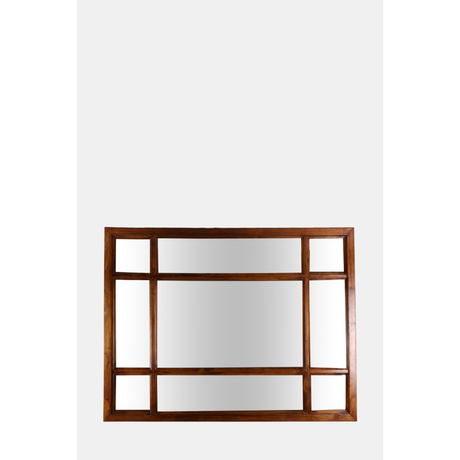Window pane 100x130cm mirror shop new in home d cor shop for Miroir 90 x 130