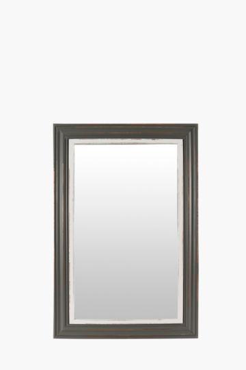 Distressed Mirror, 60x90cm
