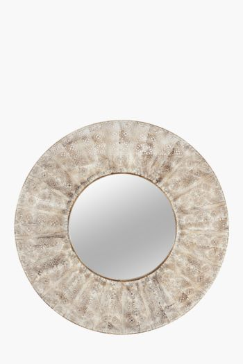 Gladiator Lilly Round 90cm Mirror