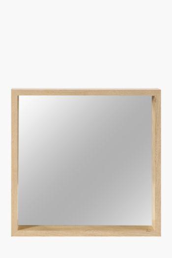 Gallery Mirror, 40x40cm