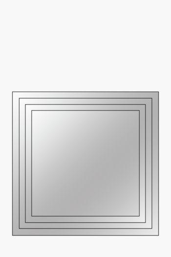 Square Mirror, 38x38cm