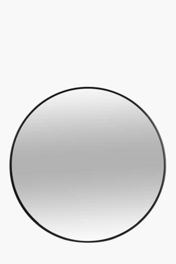 Metal Round Mirror, 90cm