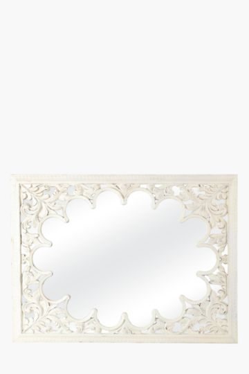 Moroccan flower mirror 90x120cm